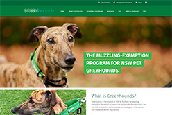 Greenhound Website Revamp